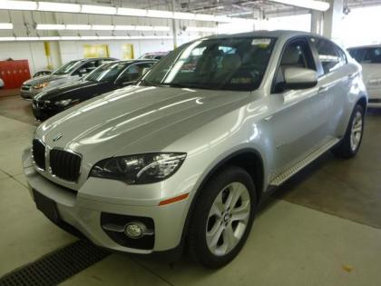 2012 BMW X6 XDRIVE35I - SILVER ON GRAY