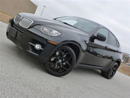 2009 BMW X6 XDRIVE50I - BLACK ON BLACK
