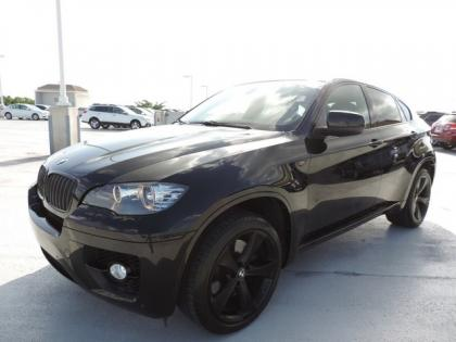 2009 BMW X6 XDRIVE50I - BLACK ON BEIGE 2
