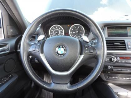 2009 BMW X6 XDRIVE50I - BLACK ON BEIGE 6