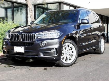 Export Used 2014 Bmw X5 Xdrive50i Gray On Black