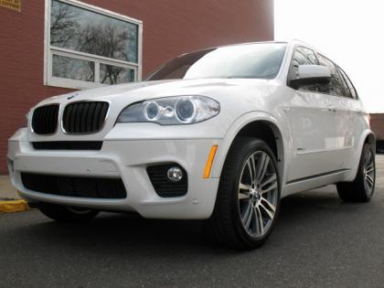 Export Used 2013 Bmw X5 M Package White On White