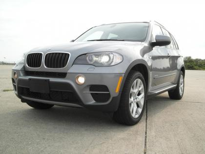 Export Used 2011 Bmw X5 Xdrive35i Gray On Black