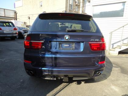 export used 2011 bmw x5 xdrive35i blue on beige. Black Bedroom Furniture Sets. Home Design Ideas