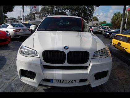 export used 2014 bmw x6 m white on red. Black Bedroom Furniture Sets. Home Design Ideas