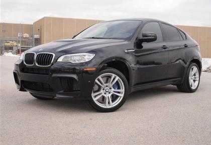 2013 BMW X6 M - BLACK ON BLACK