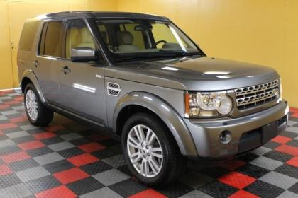 2010 LAND ROVER LR4 HSE - GRAY ON BEIGE