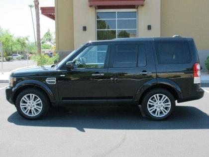 2010 LAND ROVER LR4 BASE - BLACK ON BLACK 2