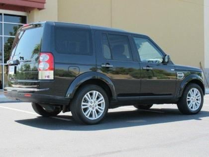 2010 LAND ROVER LR4 BASE - BLACK ON BLACK 3