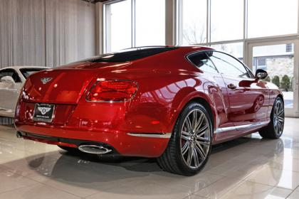 Bentley Flying Spur For Sale >> Export Used 2013 BENTLEY CONTINENTAL GT SPEED - RED ON BLACK