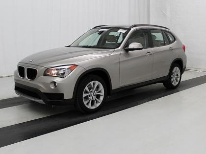2014 BMW X1 28IXDRIVE - BEIGE ON BEIGE