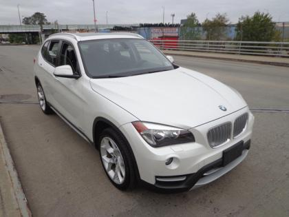2014 BMW X1 BASE - WHITE ON BLACK