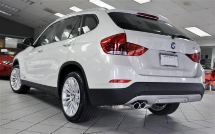 Export Used 2015 Bmw X1 Sdrive28i White On Beige