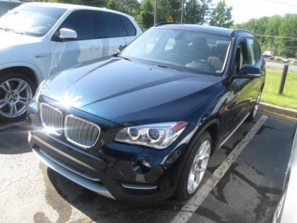 2013 BMW X1 XDRIVE35I - BLACK ON BROWN 1