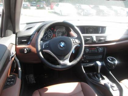 2013 BMW X1 XDRIVE35I - BLACK ON BROWN 5