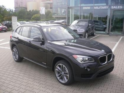2013 BMW X1 XDRIVE35I - BLACK ON BLACK