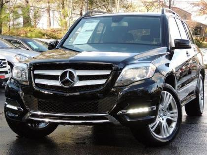 2014 MERCEDES BENZ GLK350 W2 - BLACK ON BLACK