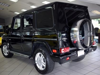 Export used 2012 mercedes benz g550 4matic black on black for Used mercedes benz g550