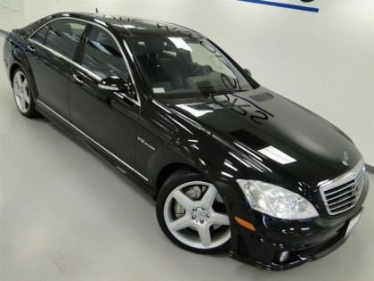 2007 MERCEDES BENZ S65 V12 BITURBO - BLACK ON BLACK