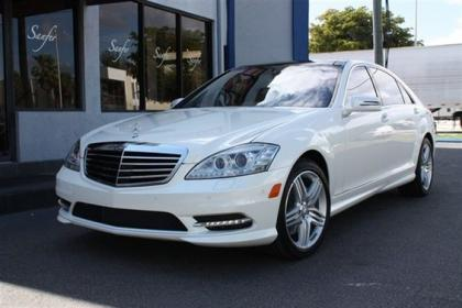Export used 2013 mercedes benz s550 base white on black for White s550 mercedes benz for sale